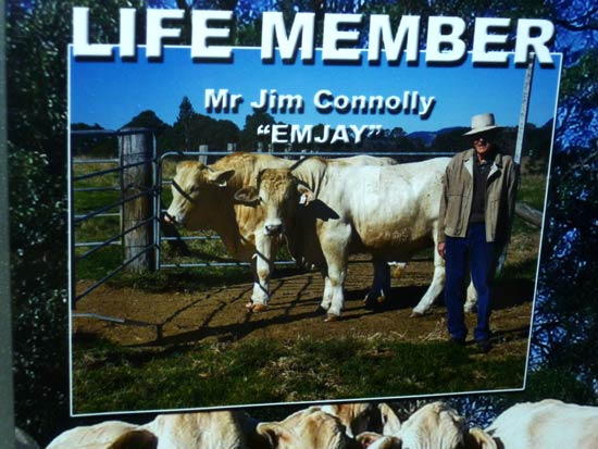 Jim Connolly - Life Member.